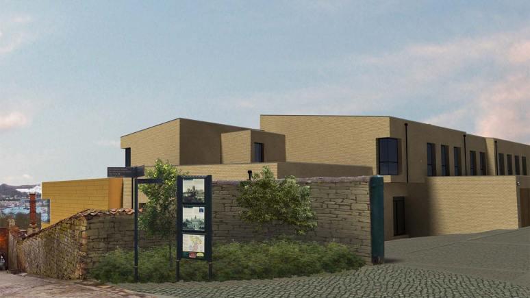 Lincoln UTC designs by John Roberts Architects