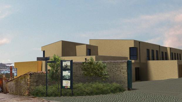 Lincoln UTC designs by John Roberts Architects