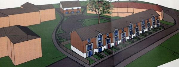 Development layout plans by John Halton Design