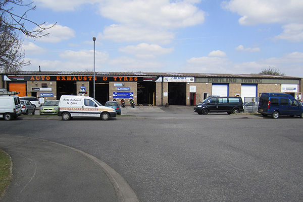 Two Empty Lincoln Business Units Filled By Local Companies