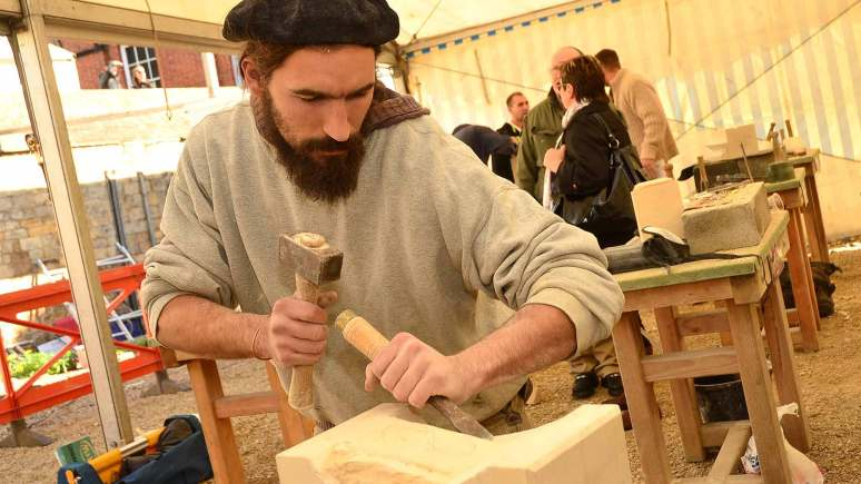Traditional-Crafts-Fair---Lincoln-Castle-2012-29-09-2012-SS-13