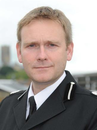 Assistant Chief Constable Roger Bannister. Photo: Lincolnshire Police