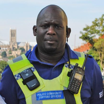 PCSO Horace Squire