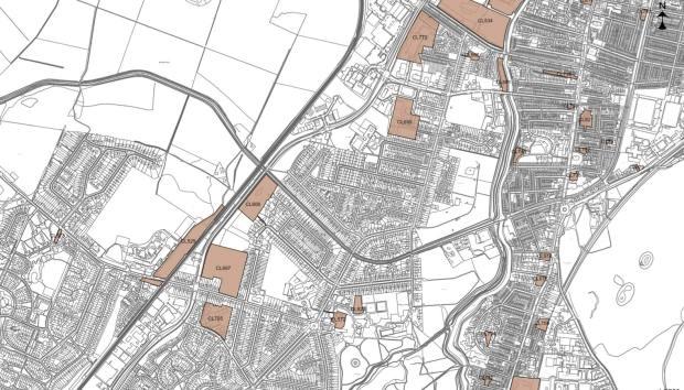 Boultham Ward developments.