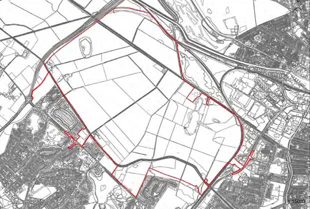 Lincoln Western Growth Corridor (Land at Swanpool, Fen Farm & Decoy Farm)