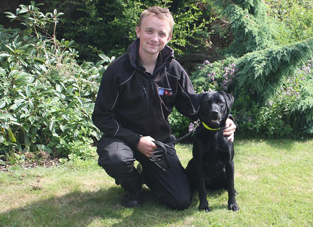 Indie the sniffer dog, a key member of the Lincolnshire Trading Standards team. Photo: Lincolnshire Trading Standards