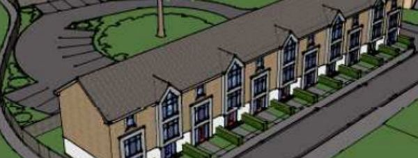 The Park View affordable homes project designs in Lincoln.