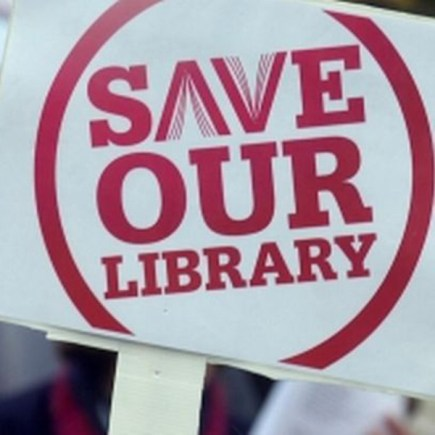 Photo: Save Lincolnshire Libraries