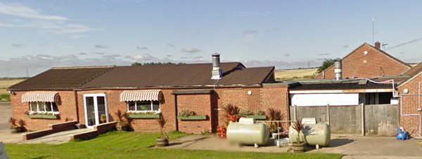 The Lincolnshire Kitchen premises, where David Mather also ran a separate business, The Kitchen A15 truckstop.