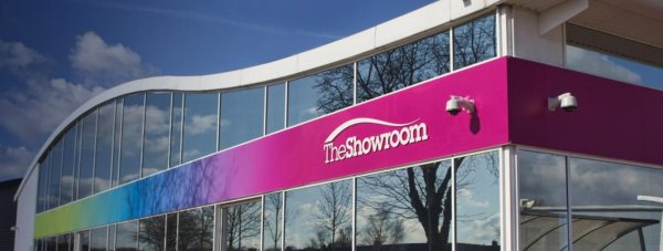 The Showroom from Lincolnshire YMCA on Tritton Road in Lincoln