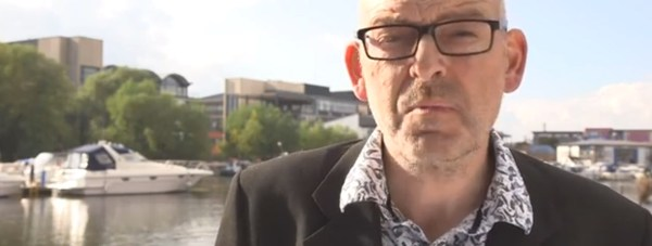 Journalist Glenn Lesanto presents Onlincolnshire's pilot scheme video for faster broadband across Lincolnshire.
