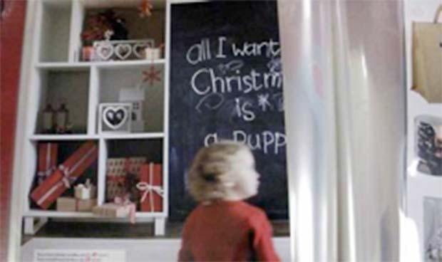 Tesco's Christmas 2013 campaign