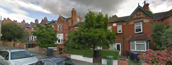 Ashlin Grove, Lincoln, Google Street View