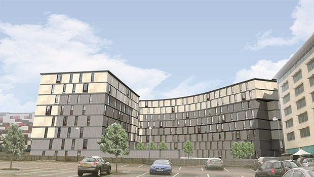 Back view. Photo: Stem Architects