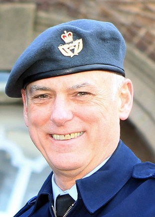 Warrant Officer Barry McEvoy, an engineer from 14 Squadron RAF Waddington, has been awarded an MBE in the 2014 New Year's Honours List.