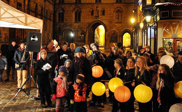 Lincoln Lantern Parade
