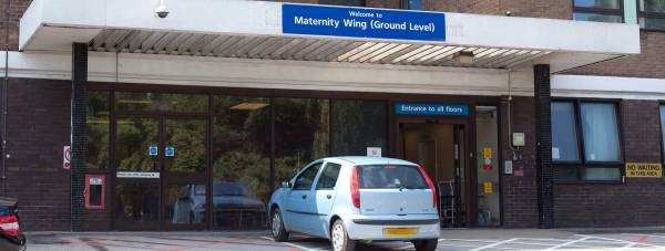 The maternity wing at Lincoln County Hospital. Photo: Joshua Potter for The Lincolnite