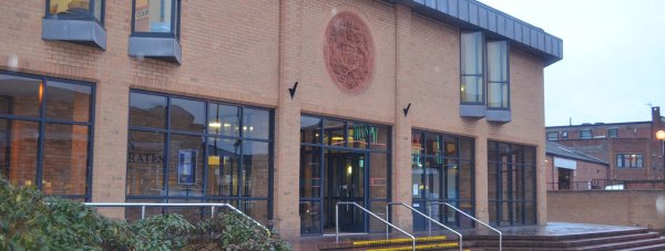 Lincoln Magistrates Court