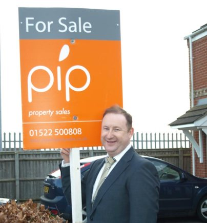 Pip Property Group Director Michael Hollamby. Photo: Shooting Star
