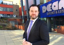 The Managing Director of Lincoln College International, Simon Plummer. Photo: Shooting Star