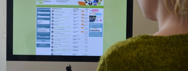 The Skills Tree job search website designed for youths in Lincolnshire. Photo/File: The Lincolnite