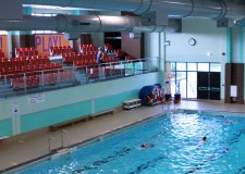 Yarborough Leisure Centre, Active Nation swimming pool.