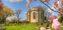 Cherry Willingham, St Peter & St Paul. Open 17th-18th May, Saturday 10am-4pm & Sunday 12noon-4pm. Photo: Push Creativity