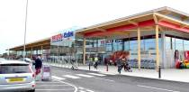 Jobs put at risk at Lincoln Tesco. Photo: Steve Smailes for The Lincolnite