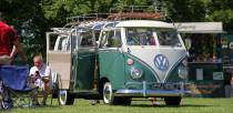 Show-stopping custom VW Vehicles lined the Lincolnshire Showground at the 7th Van Jamboree. Photo: Emily Norton