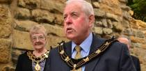 The event marked the 807th Mayor of Lincoln Councillor Patrick Vaughan's last civic duty. Photo: Steve Smailes for The Lincolnite
