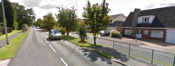 The van was stolen after being parked securely on Skellingthorpe Road. Photo: Google Street View
