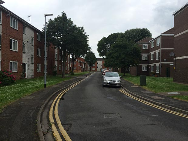Hermit Street In Lincoln. Photo: File/The Lincolnite