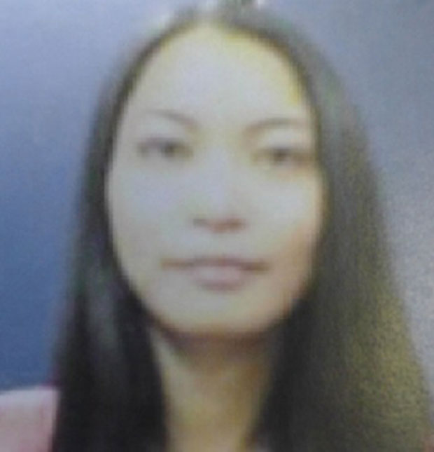 Mingzi Yang. Photo: Lincolnshire Police