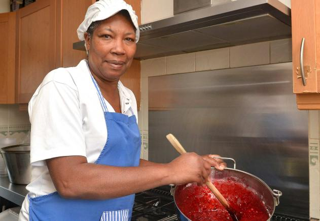 Jenny Smith of Jenny's Jams was chosen for her expertise after being spotted on social media.