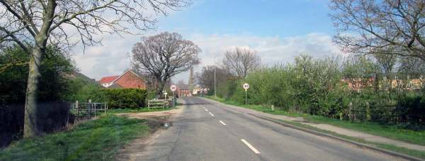 Mill Lane presently.