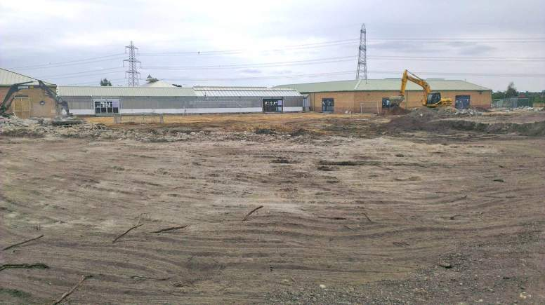 Pennells Garden Centre in Lincoln will benefit from a £1.8 million extension. Photo: Penells