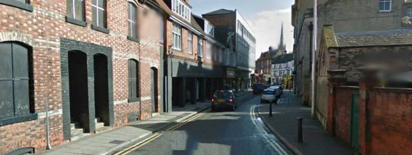 Mint Street in Lincoln. Photo: Google Street View