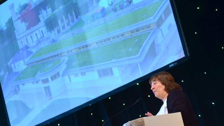 Tourism Development Manager at Lincolnshire County Council Mary Powell. Photo: Steve Smailes for The Lincolnite
