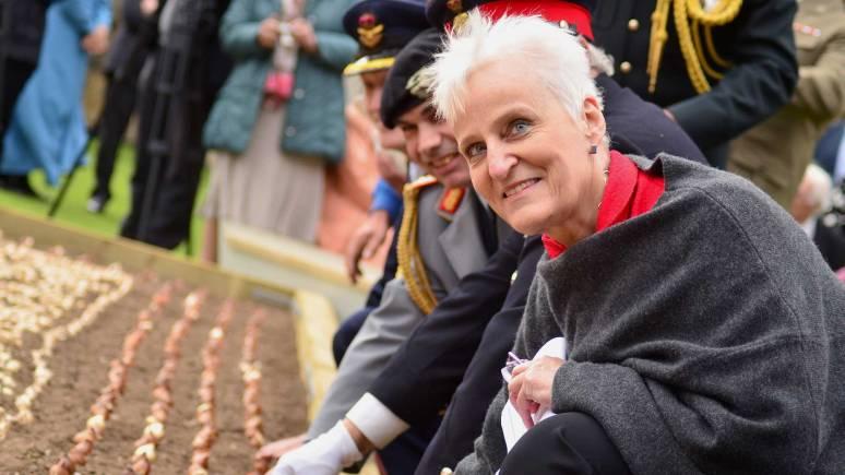 Dutch Ambassador, Laetitia van den Assam. Photo: Steve Smailes for The Lincolnite