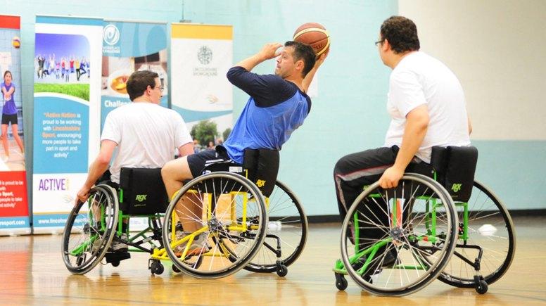 Photo: Lincolnshire Sport