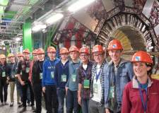 Pupils from a Lincoln school have made the trip of a lifetime to the laboratories where some of the biggest scientific breakthroughs of human history were made.