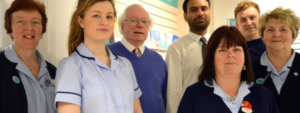 The Forum Pharmacy team are offing helpful help advice. Photo: Lincolnshire Co-op