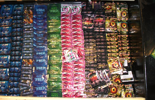 Legal highs shop closed as Lincolnshire tops national incident numbers