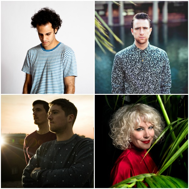 Acts confirmed include Dusky, Four Tet, Heidi and Jackmaster.