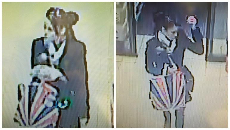 Do you know the woman pictured? Photo: Lincolnshire Police