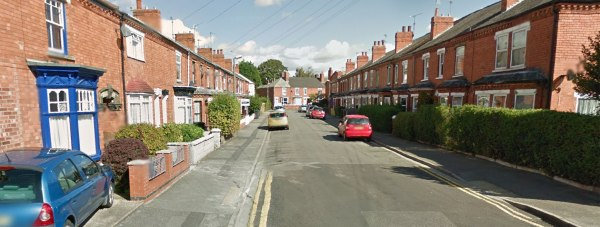 St Catherine's Grove in Lincoln. Photo: Google Street View