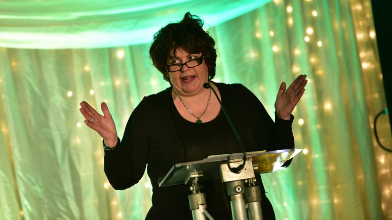 Rachel Green, Celebrated Lincolnshire Chef and guest speaker at the Lincolnshire Food, Drink and Hospitality awards 2015