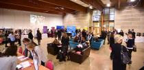 Networking at Transforming Tourism. Photos by Steve Smailes