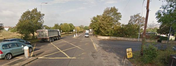 The Washingborough Road/Canwick Road junction in Lincoln. Photo: Google Street View