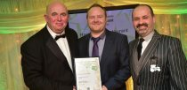 Harrisons Restaurant in Barton Upon Humber, winners of Restaurant of the Year